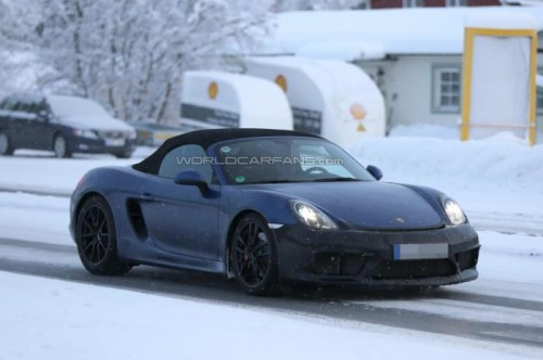 Porsche Boxster Club Sport