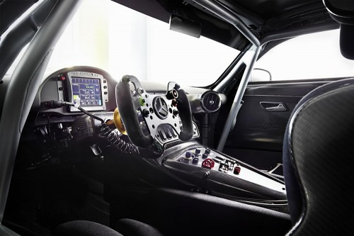 AMG-GT-3-Интерьер
