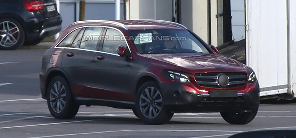 GLC-Mercedes