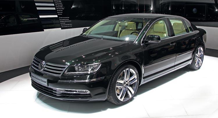 Volkswagen Phaeton,