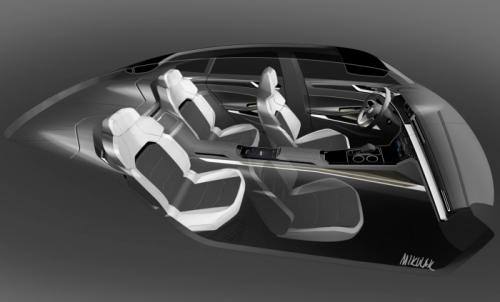 Sport Coupe Concept GTE10