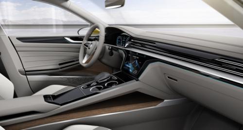 Sport Coupe Concept GTE4