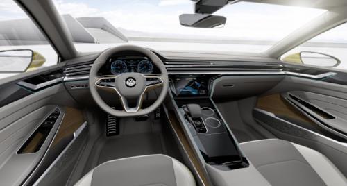 Sport Coupe Concept GTE5
