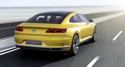 Sport Coupe Concept GTE6