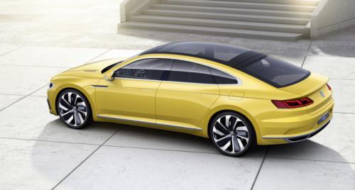 Sport Coupe Concept GTE7