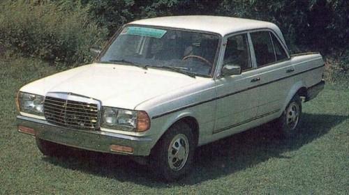 Bamin (Mercedes-Benz W123)