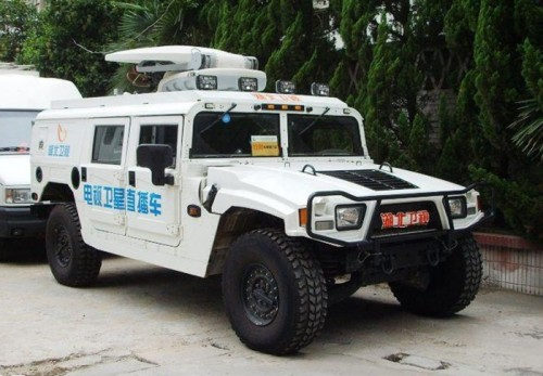 Dongfeng Crazy Soldier (Hummer H1)
