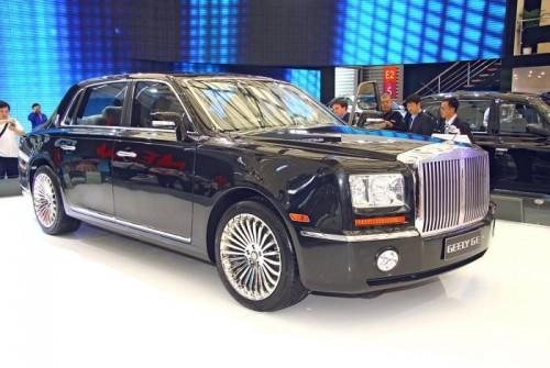 Geely GE (Rolls-Royce Phantom)