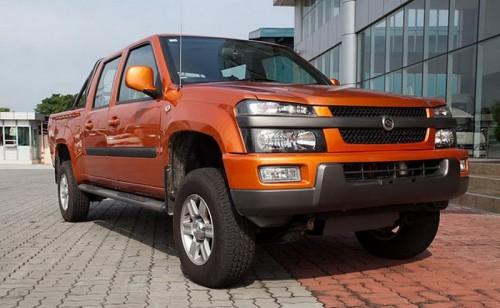 Huanghai-Plutus (Chevrolet Colorado)