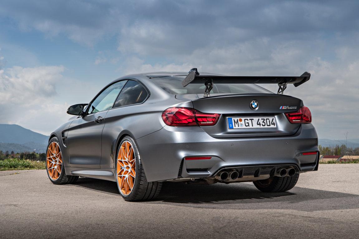 Водная система впрыска BMW M4 GTS, будет новым апгрейдом для машин компании с 2019г