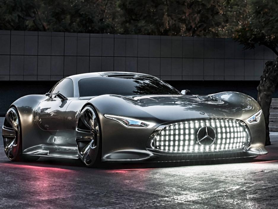 Mercedes-AMG подтвердила выпуск нового гиперкара с двигателем от Формулы-1 в 2017 году