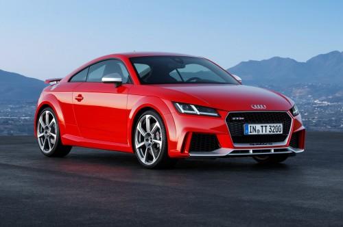 Audi празнует 40-летие установки первого пятицилиндрового мотора