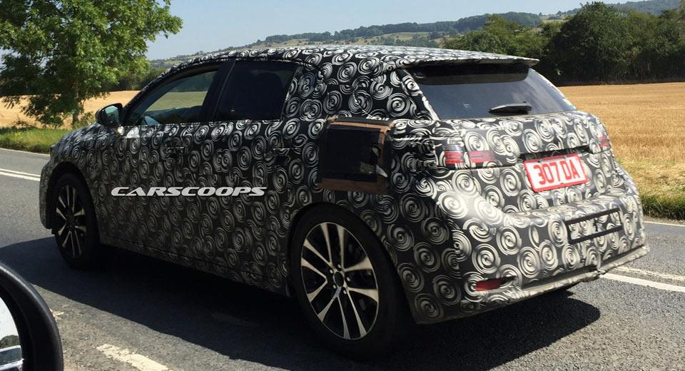 Прототип нового Lexus CT, будет новым словом в серии