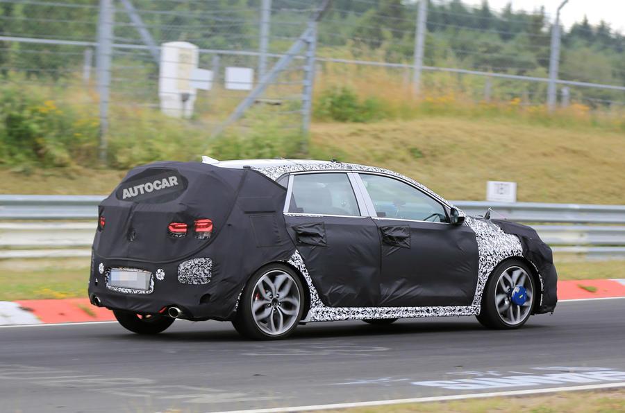 Новый концепт Hyundai – первые тесты на прочность
