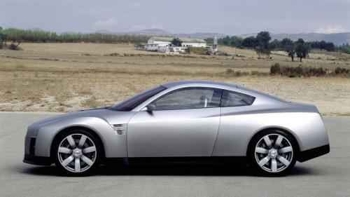 Путеводитель по концептам: 2001 Nissan Skyline GT-R