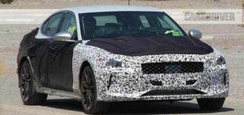 Новый Genesis G70 станет ответом BMW 3-Series