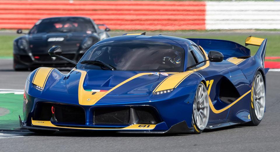 События: 2016 Passione Ferrari