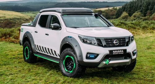 Nissan Navara EnGuard – ультимативное средство спасения
