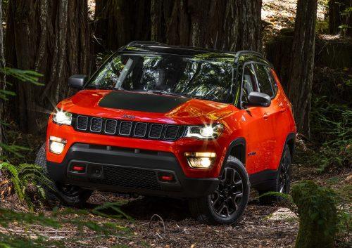 Compass Jeep и Patriot и поздороваться с компактной заменой брендированого модельного ряда - 2017 Compass