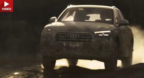 Новое релизное видео 2017 Audi Q5
