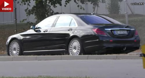 2017 Mercedes-Benz S-Class будет с лучшими комплектующими на рынке
