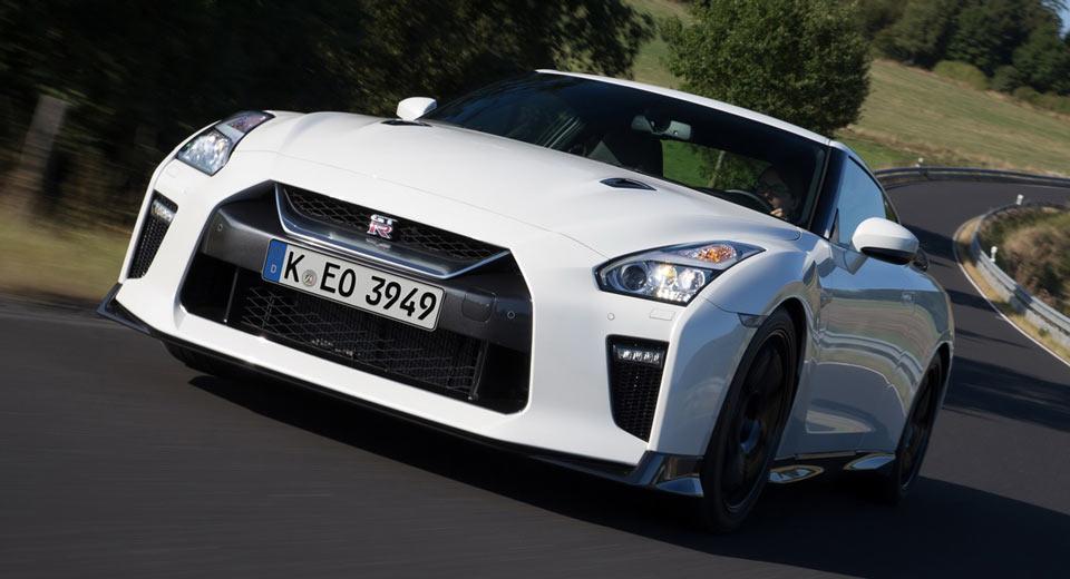 2017 Nissan GT-R Track Edition добрался до европейских рынков