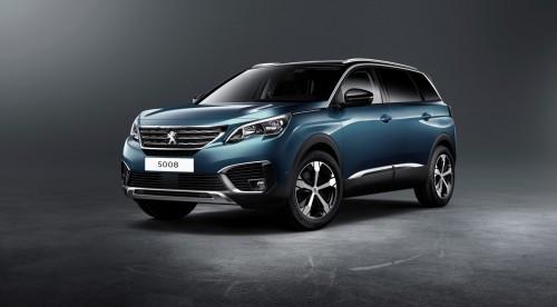 Peugeot представил новый семиместный SUV