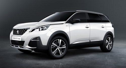 Peugeot перестроила свои минивэны в SUV для увеличения продаж