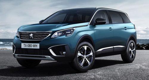 Peugeot привезет в Париж новую линейку SUV