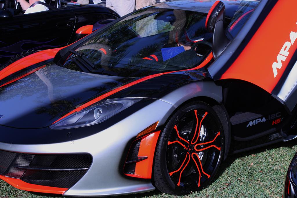 McLaren, создали новые диски вдохновляясь корнями деревьев