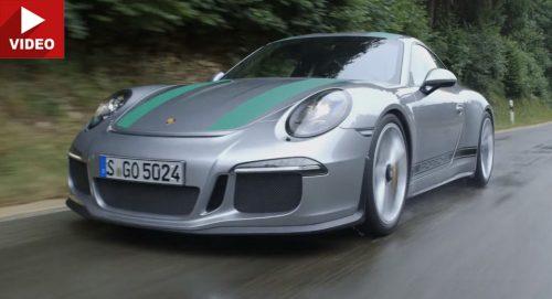 Porsche 911 – живая легенда