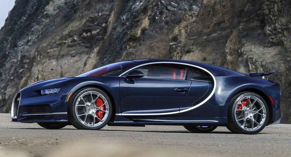 Bugatti может заставить Chiron добраться до 458 км/ч – если ты хочешь