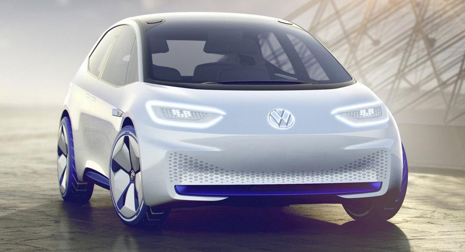 Volkswagen I.D. будет полностью автономным электромобилем