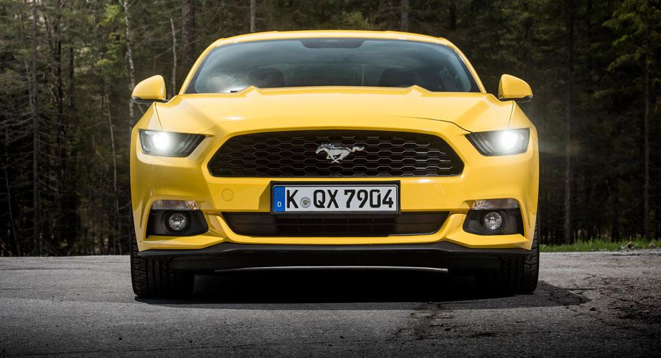 Ford Mustang официально самый популярный спорткар в Германии