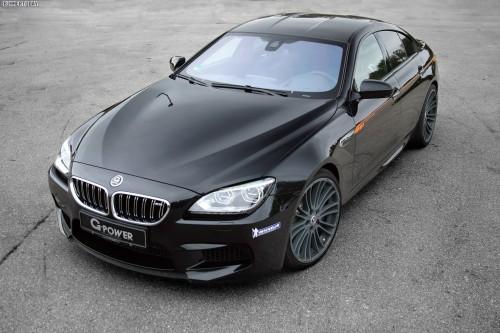 G-Power «прокачала» BMW M6 Coupe
