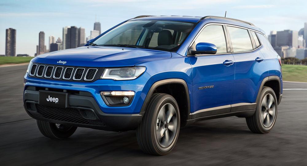 Все, что вы не знали о 2017 Jeep Compass