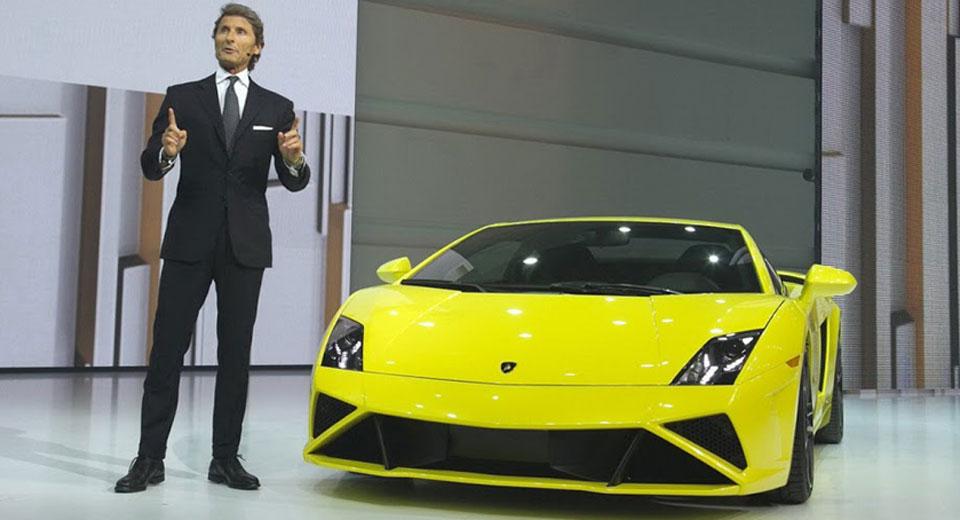 Bentley и Lamborghini пропускают автосалон в Париже