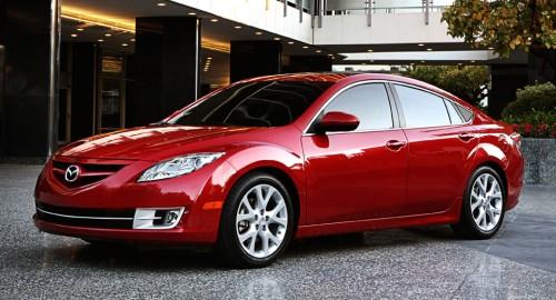 Седан Mazda6 будет отозван из-за проблем с подушками безопасности