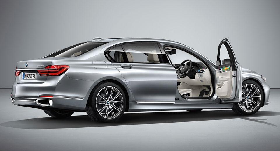 Дизайнерский BMW 740Li от Эстеры Малангу выставлен на аукцион