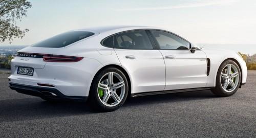 2017 Porsche Panamera 4 E-Hybrid - 462 л.с., и только 2.5 л/100 км