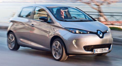 Renault может представить новый электрокар