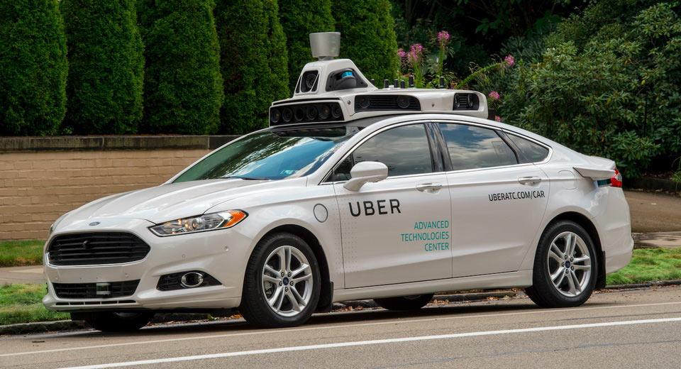 Как насчет беспилотной Uberпоездки?