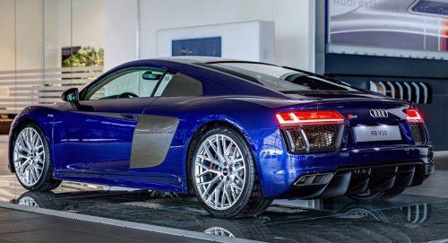 Audi R8 получит 2.9-литровый V6 битурбо