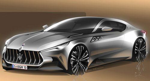 Если производственные планы Maserati осуществятся, то новинка увидит свет уже в 2018 году.