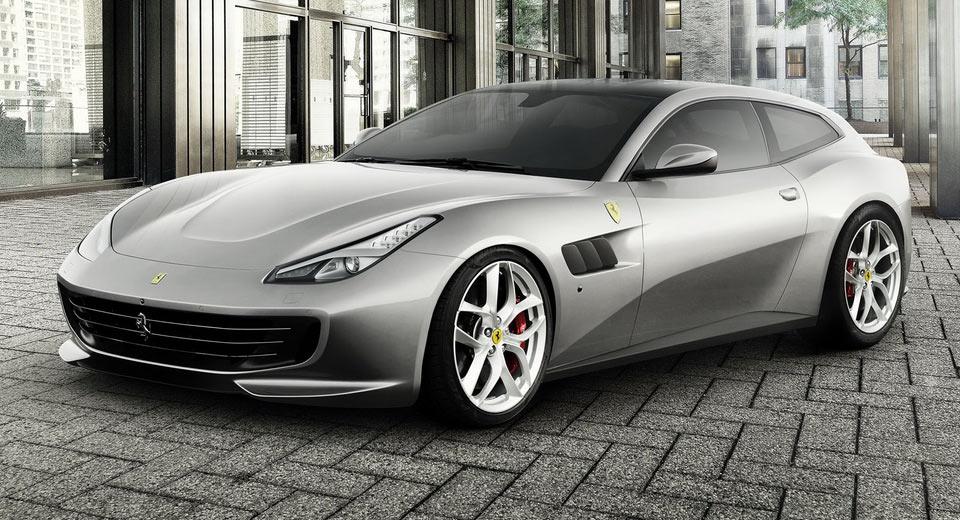 Ferrari анонсировала новую GTC4 Lusso Turbo V8