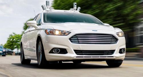 Ford рассчитывает продавать беспилотные автомобили к 2025 году