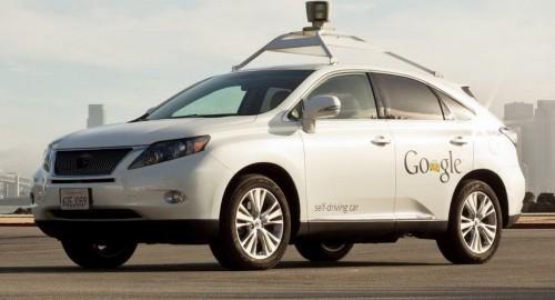Google запатентовала систему обнаружения спец. автомобилей