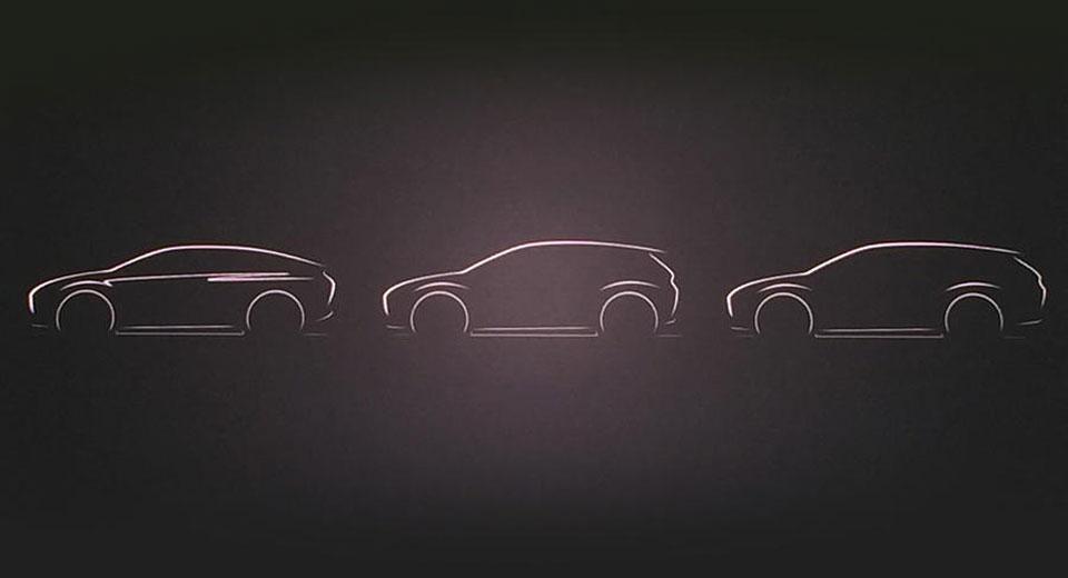Hyundai запускает новую серию автомобилей