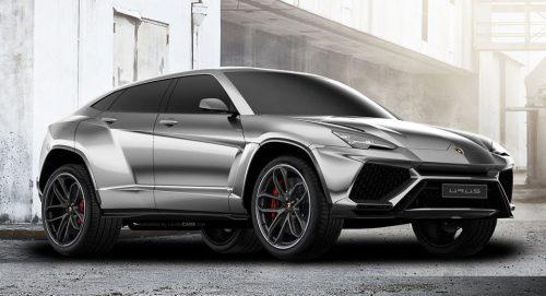 Lamborghini ожидает от Urus ралли по пустыне