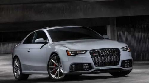 Новый взгляд на Audi RS5